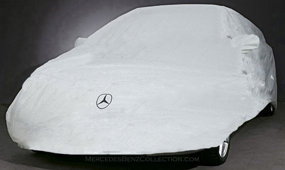 Mercedes benz genuine oem car cover 2001 to 2007 c class for Mercedes benz car cover oem