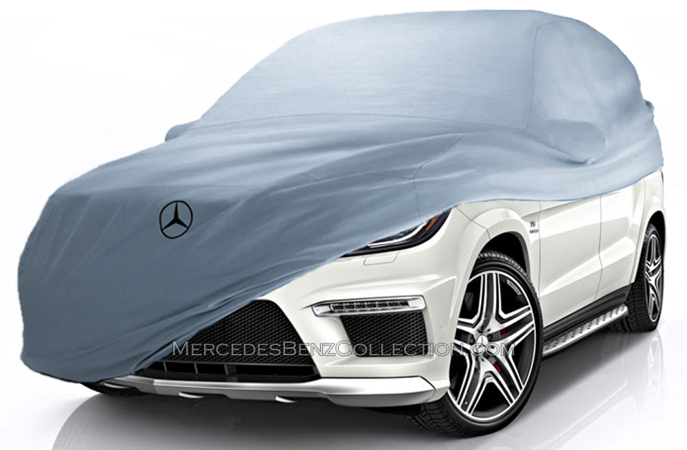 mercedes benz genuine oem car cover 2016 gle class suv