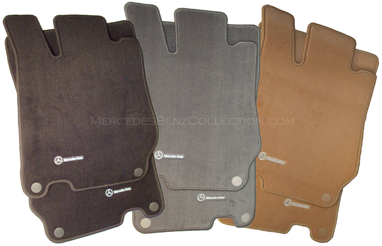 Mercedes benz genuine oem carpeted floor mats sl class for Mercedes benz e350 floor mats