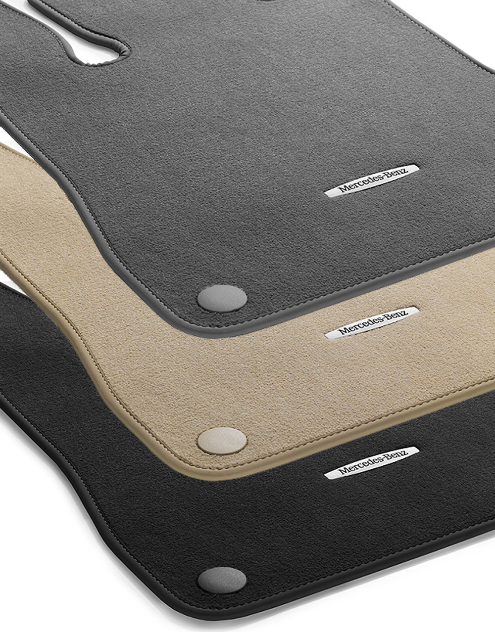 mercedes benz genuine oem carpeted floor mats sl class