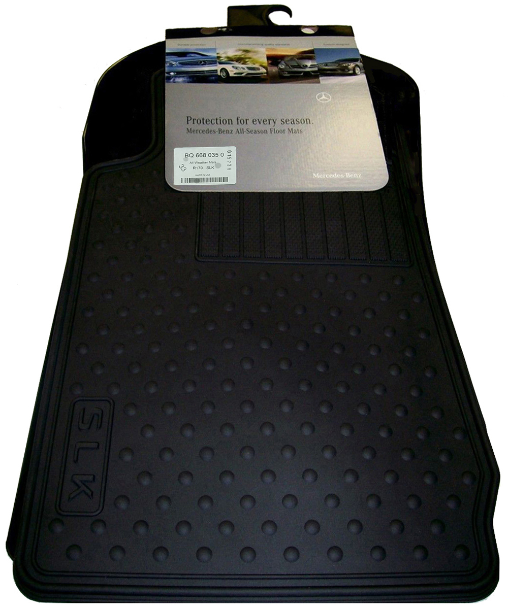 details about mercedes benz oem all weather all season floor mats 1998. Cars Review. Best American Auto & Cars Review
